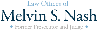 Law Offices of Melvin S. Nash logo
